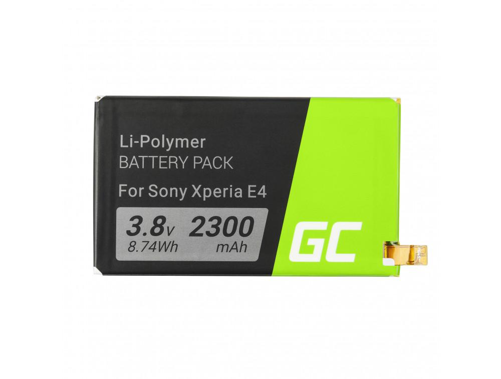Green Cell akkumulátor Sony Xperia E4 E4G Z2 Compact Mini