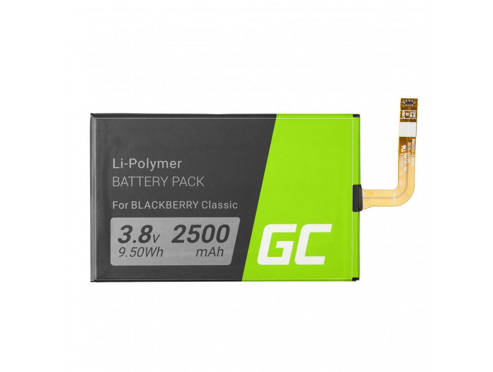 Green Cell BPCLS00001B akkumulátor Blackberry Classic Q20