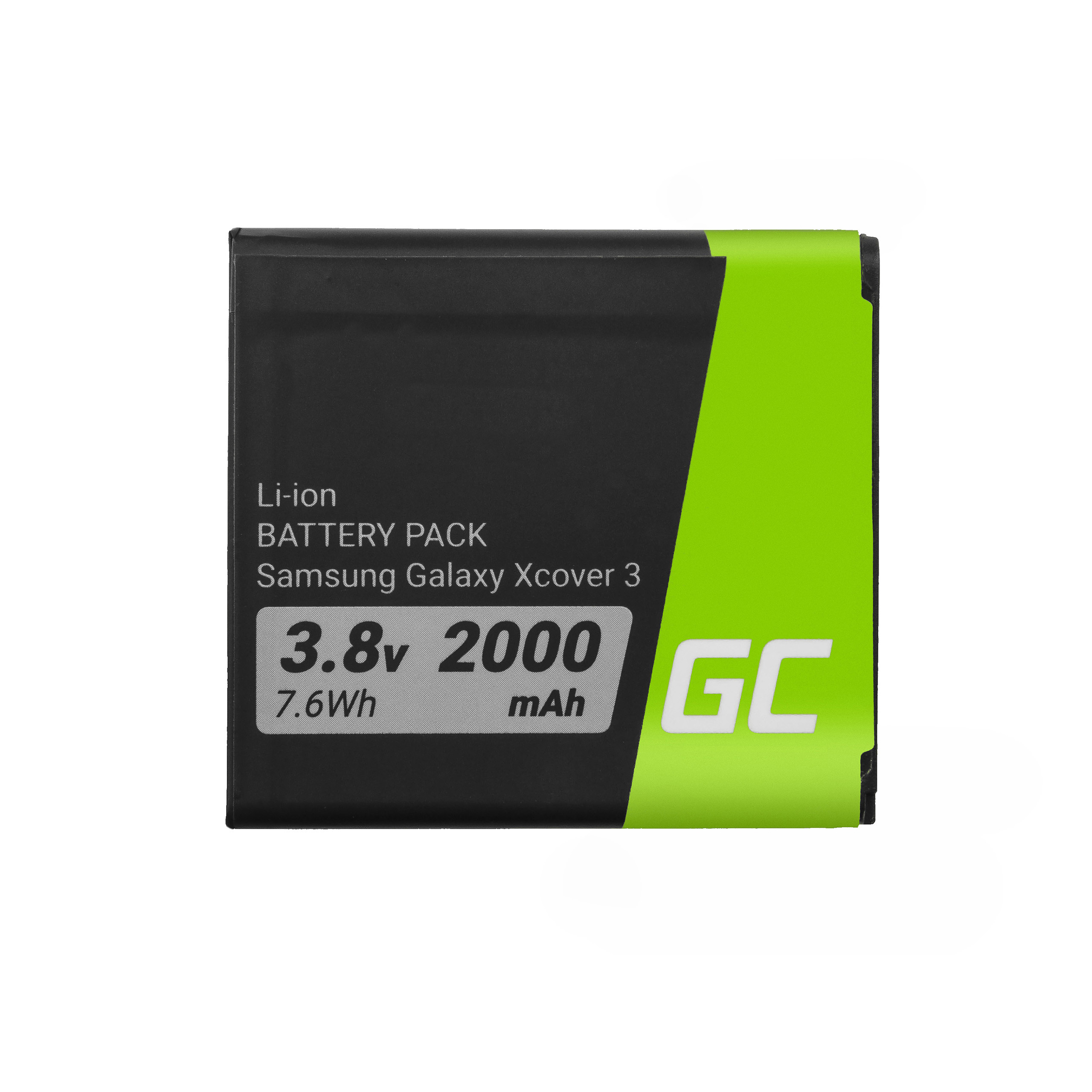 Baterie Green Cell BP104 Samsung EB-BG388BBE Samsung Galaxy xCover 3 G388F G389F 2200mAh Li-Pol - neoriginální