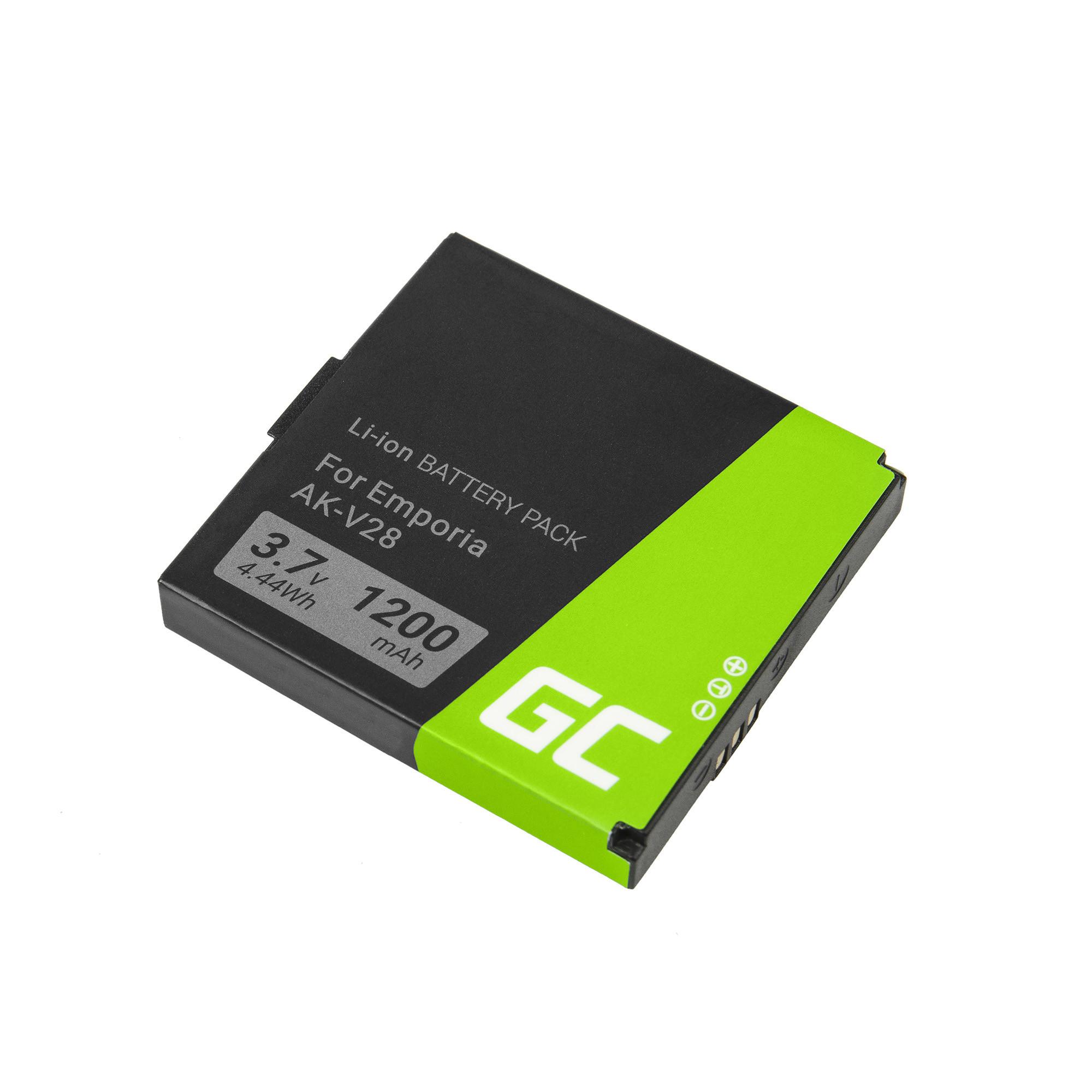 Green Cell AK-V28 AK-V29 Phone Battery for Emporia Talk Plus Premium