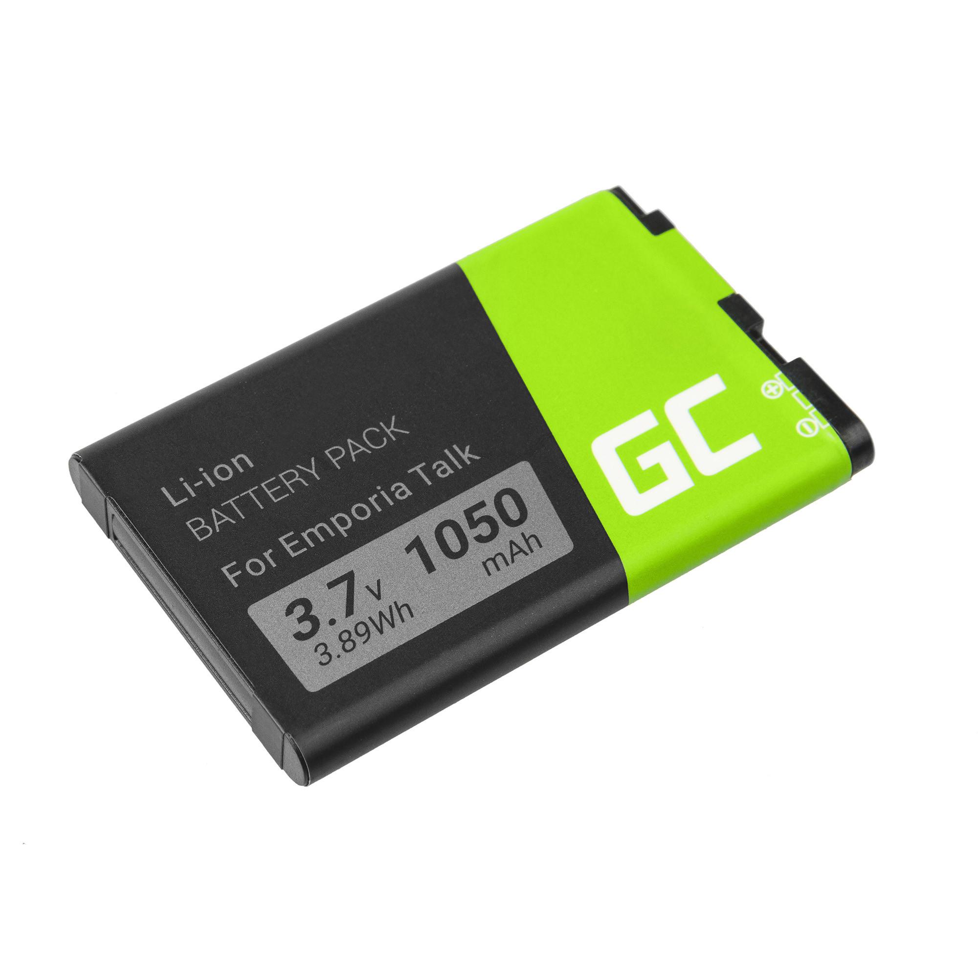 Green Cell BP106 Baterie Emporia AK-RL2 Emporia Talk Comfort Basic VF4 V20 1050mAh Li-ion - neoriginální