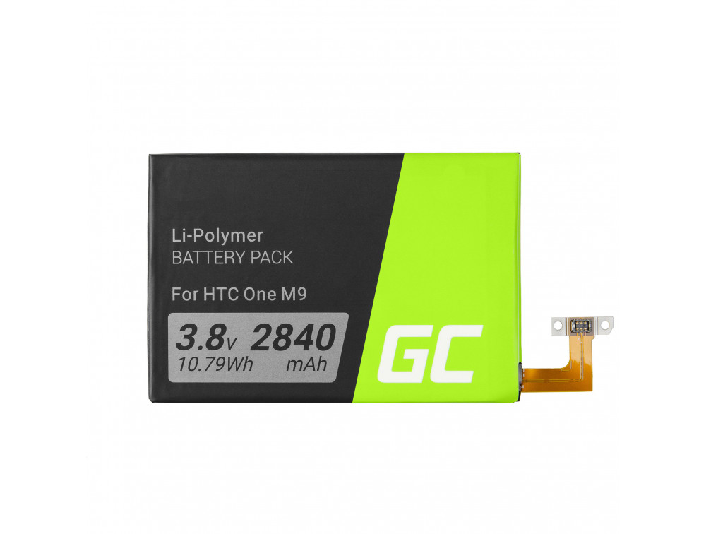 Green Cell B0PGE100 akkumulátor HTC One M9 S9