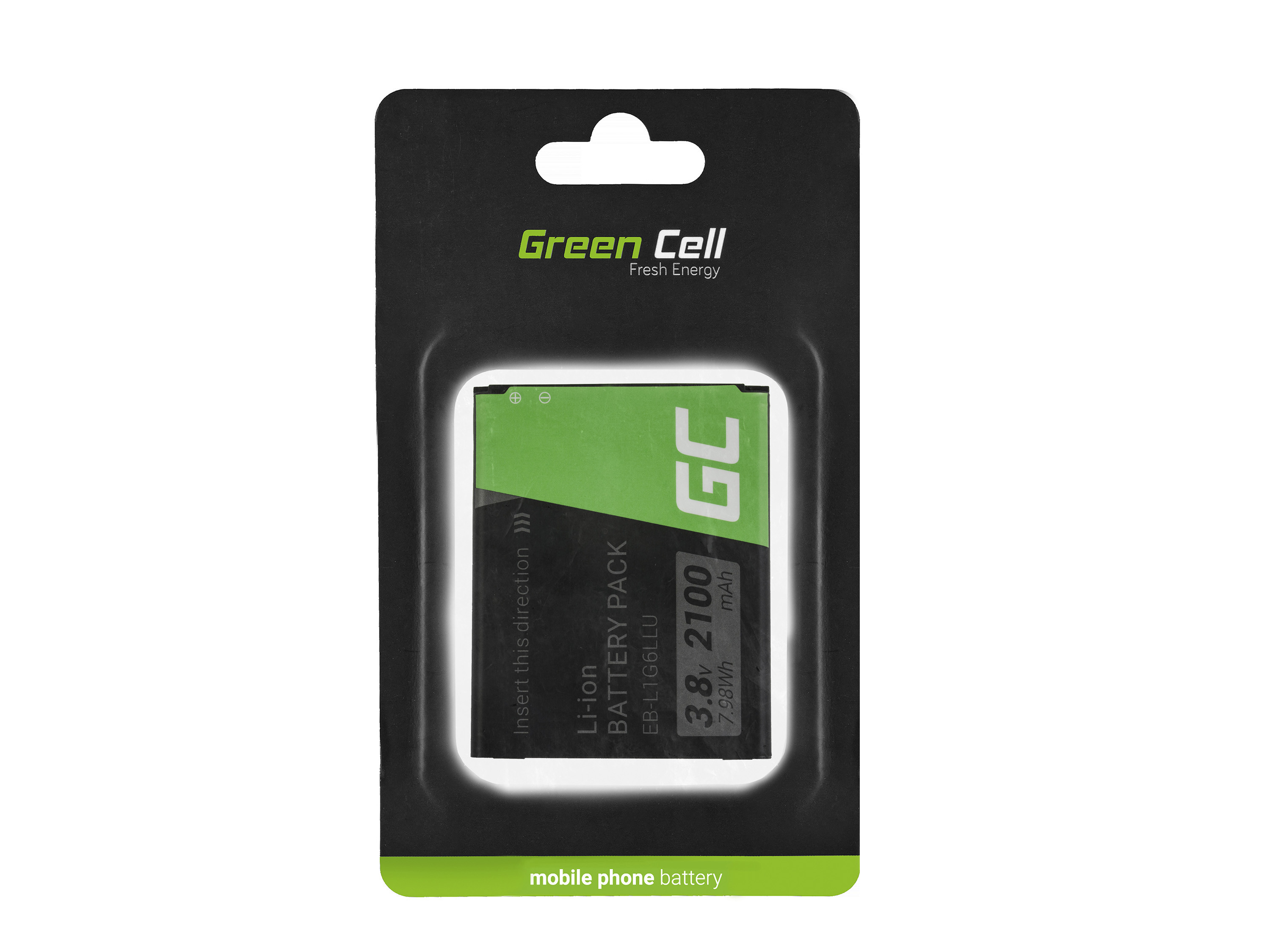 Green Cell Smartphone Baterie pro Samsung GALAXY S3 i9300 i9305 LTE