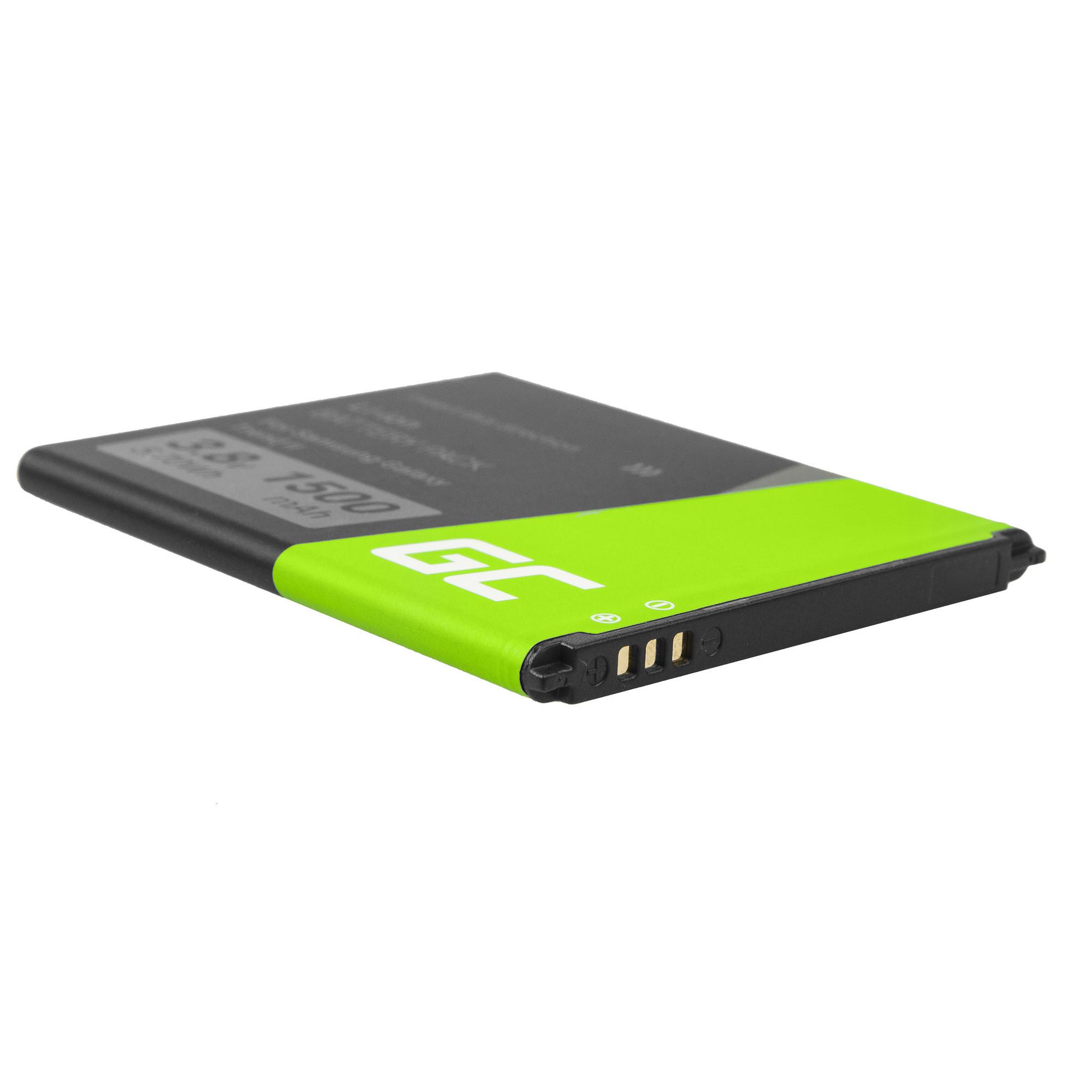 Baterie Green Cell Samsung EB-L1G6LL Samsung Galaxy SIII S3 1500mAh Li-ion - neoriginální