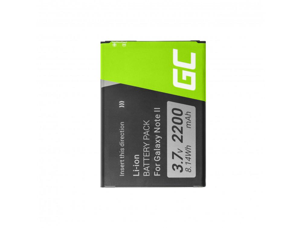Green Cell akkumulátor Samsung Galaxy Note II N7100