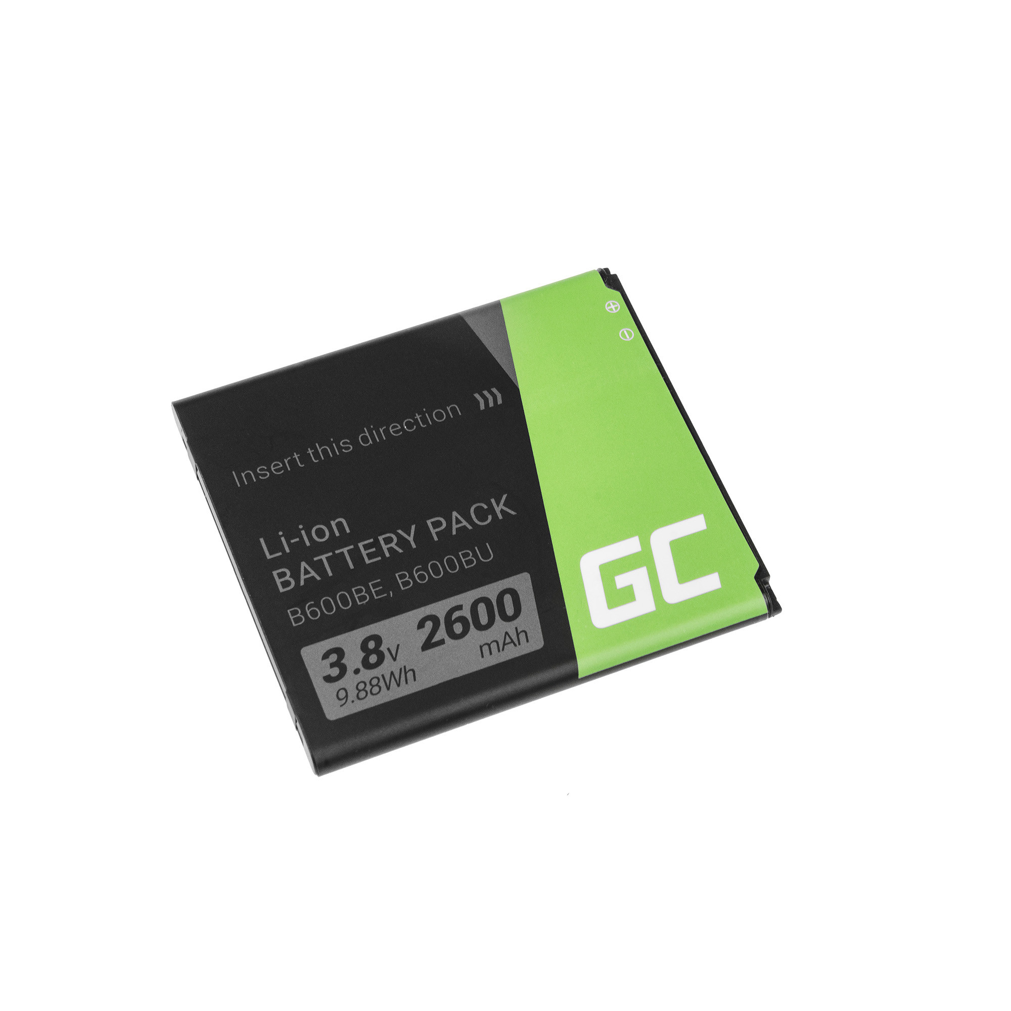 Green Cell Smartphone Battery for SAMSUNG S4 B600BE