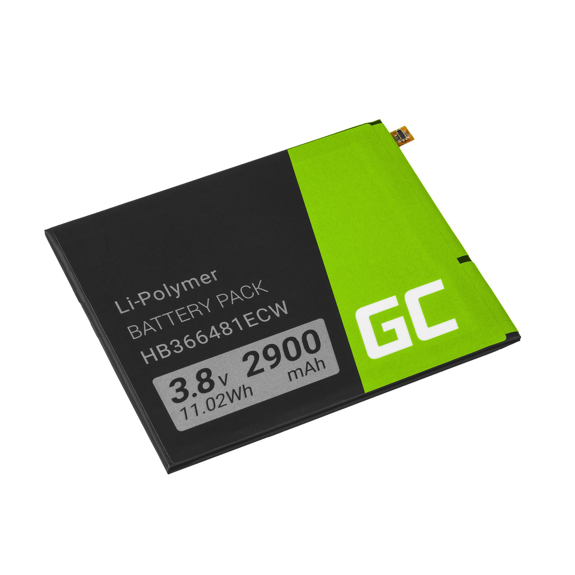 Baterie Green Cell Huawei P9 Lite 2900mAh Li-ion - neoriginální