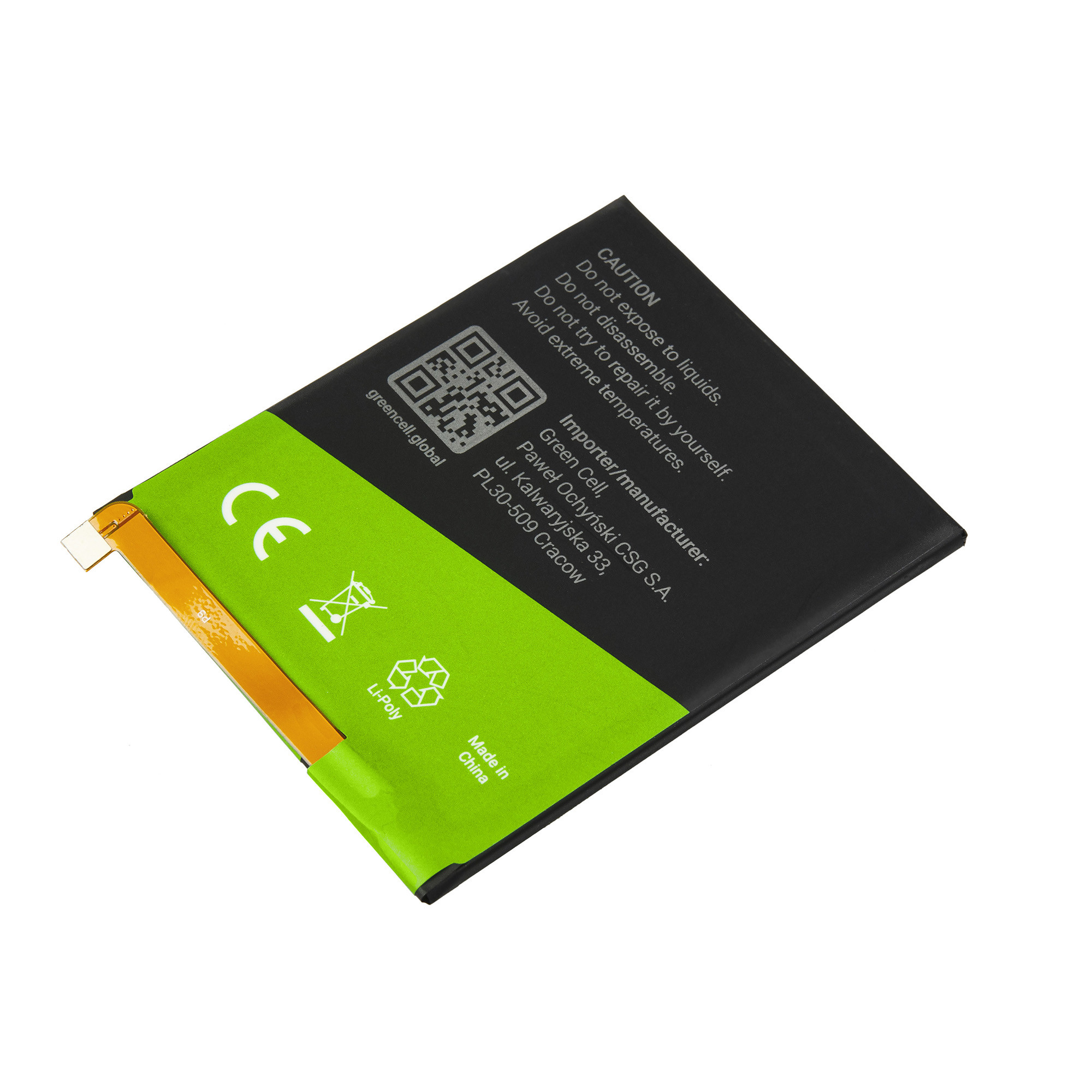 Green Cell Smartphone Baterie pro Huawei P9 Lite