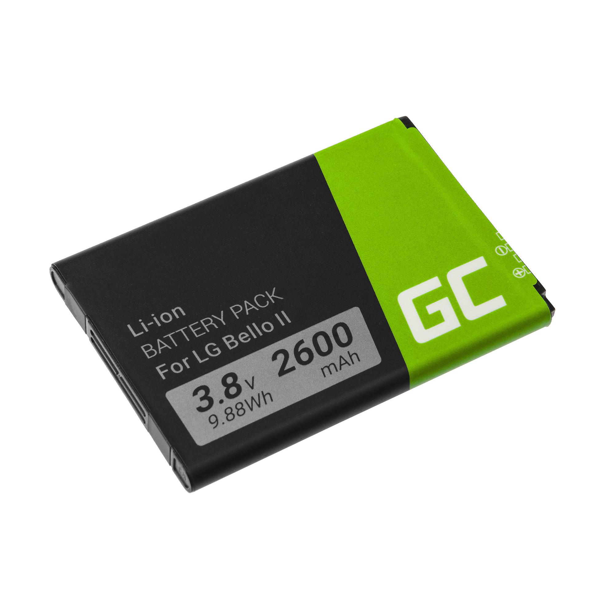 Baterie Green Cell LG BL-54SH LG G3s 2470mAh Li-Pol – neoriginální