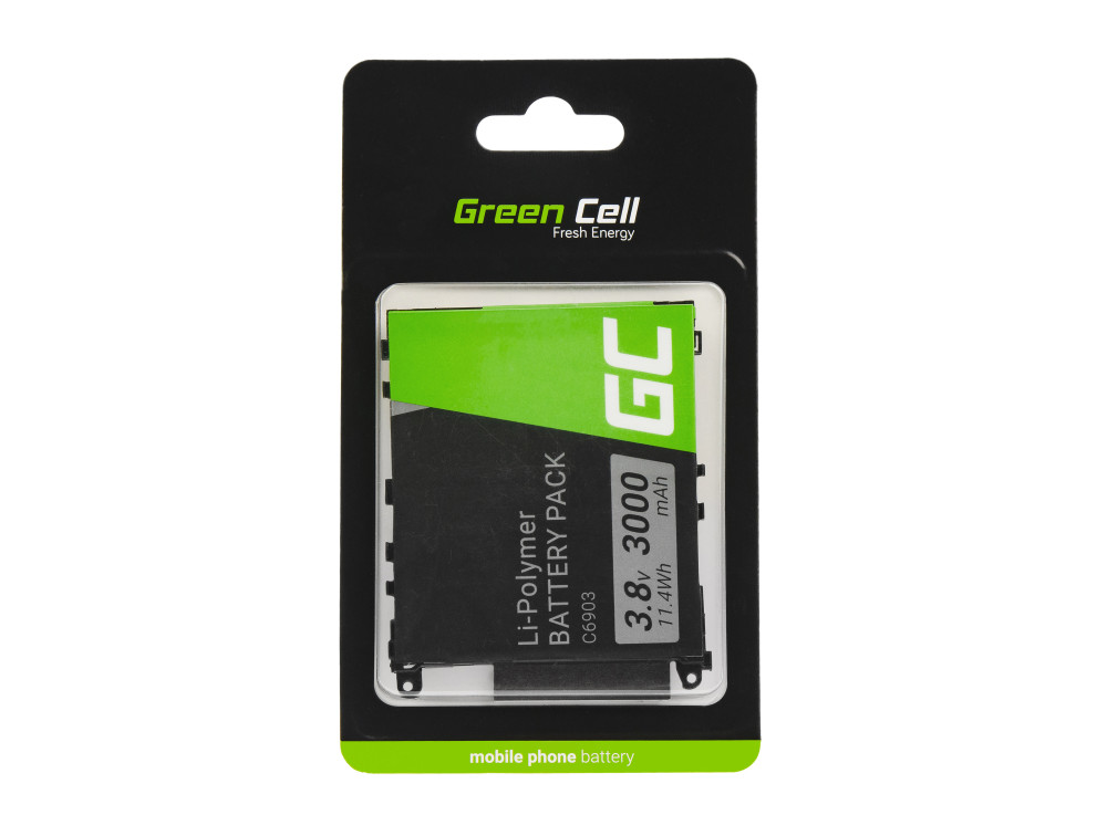 Green Cell akku Sony Xperia Z1 C6902 C6903