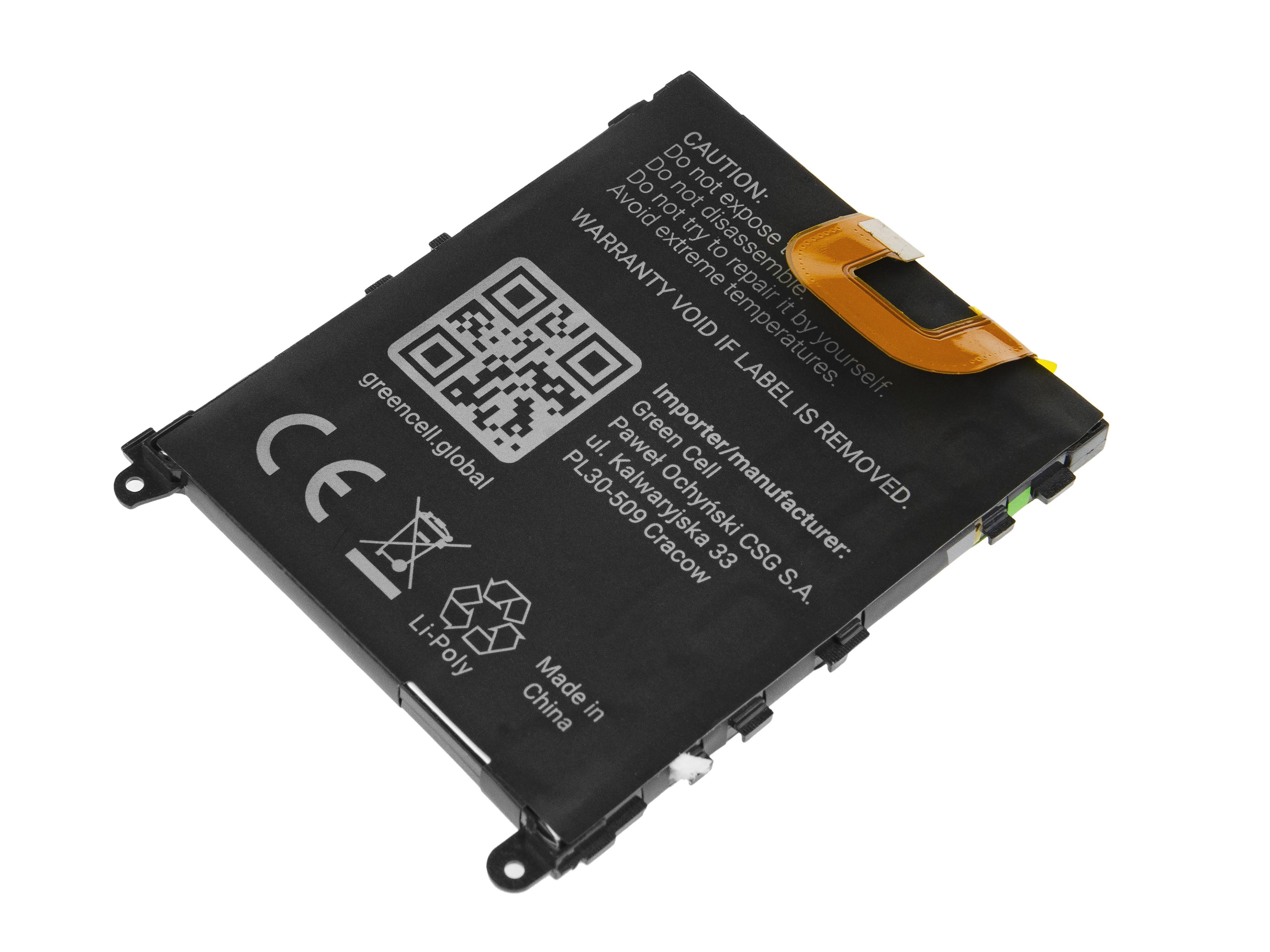 Baterie Green Cell Sony Xperia Z1 C6902 C6903 3000mAh Li-ion - neoriginální