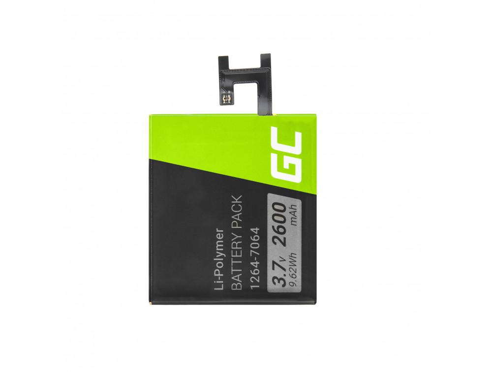 Green Cell akku Sony Xperia Z C6602 L36H L36i