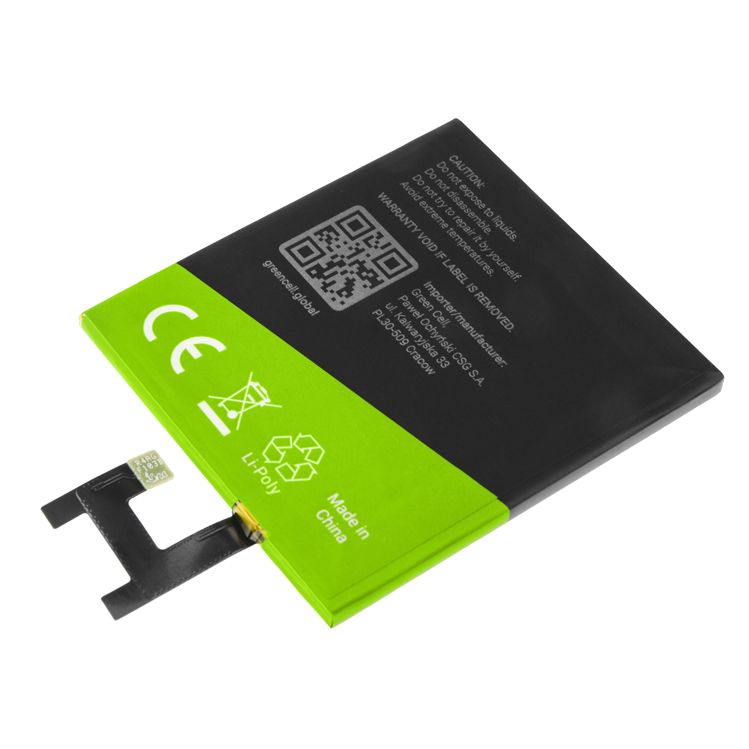 Green Cell Smartphone Baterie pro Sony Xperia Z C6602 L36H L36i