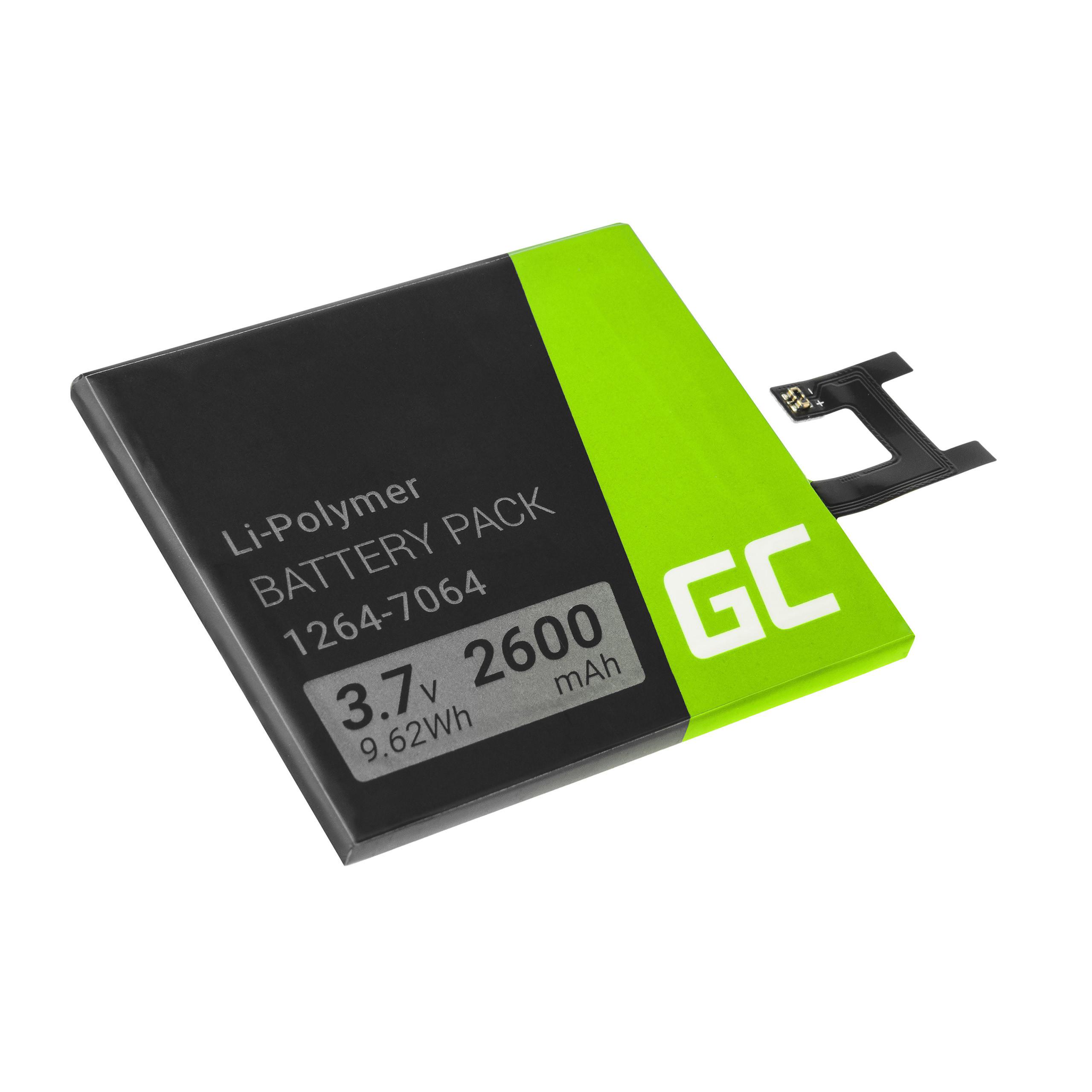 Baterie Green Cell Sony Xperia Z C6602 L36H L36i 2330mAh Li-ion - neoriginální