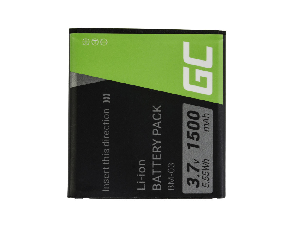 Green Cell telefon akkumulátor BM-03 myPhone C-Smart Funky