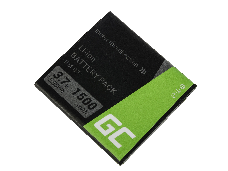 Green Cell Smartphone Baterie BM-03 myPhone C-Smart Funky