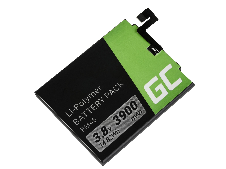 Green Cell BP74 Baterie do mobilu Xiaomi Redmi Note 3 Xiaomi BM46 3900mAh Li-Pol – neoriginální