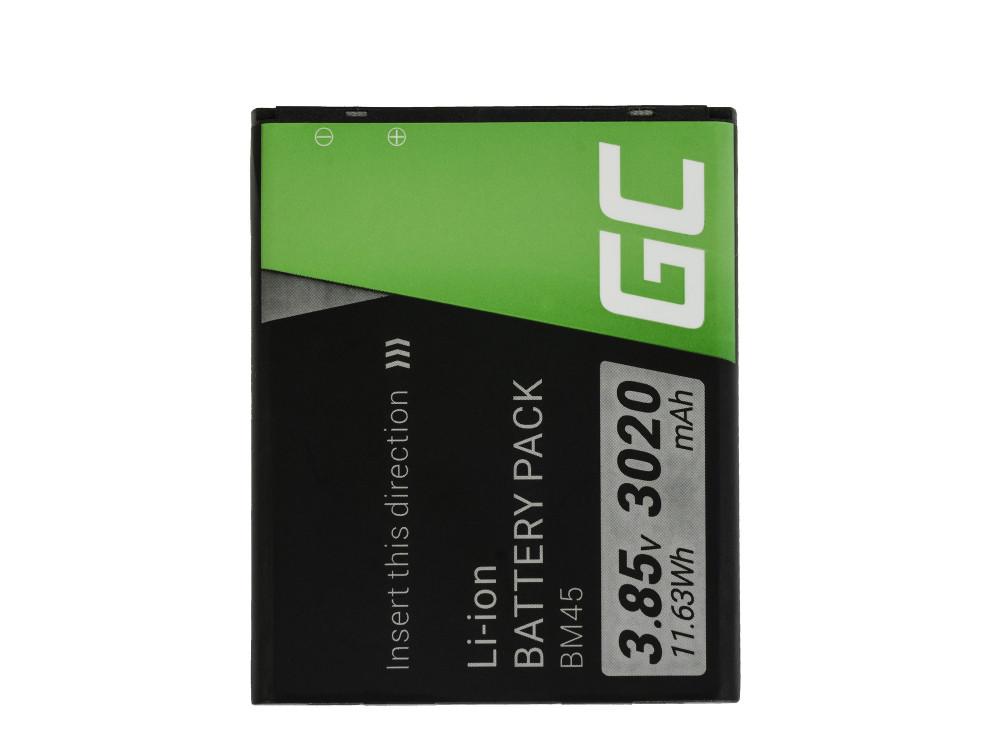 Green Cell akkumulátor BM45 Xiaomi Redmi Note 2