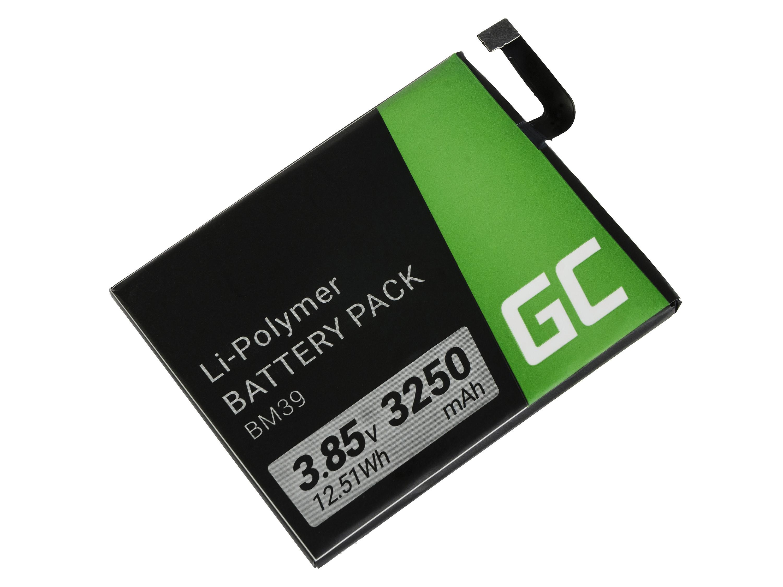 Green Cell BP79 Baterie do mobilu Xiaomi Mi 6 Mi6 BM39 3250mAh Li-Pol – neoriginální
