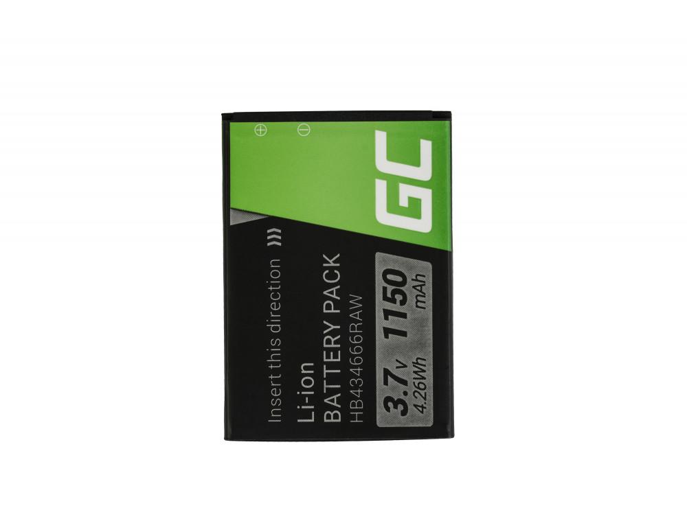 Green Cell Router akkumulátor HB434666RAW Huawei E5336 E5573 E5577