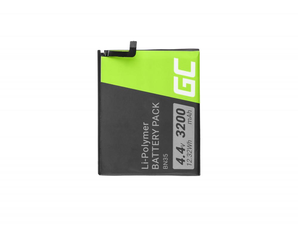 Green Cell BN35 akkumulátor Xiaomi Redmi 5