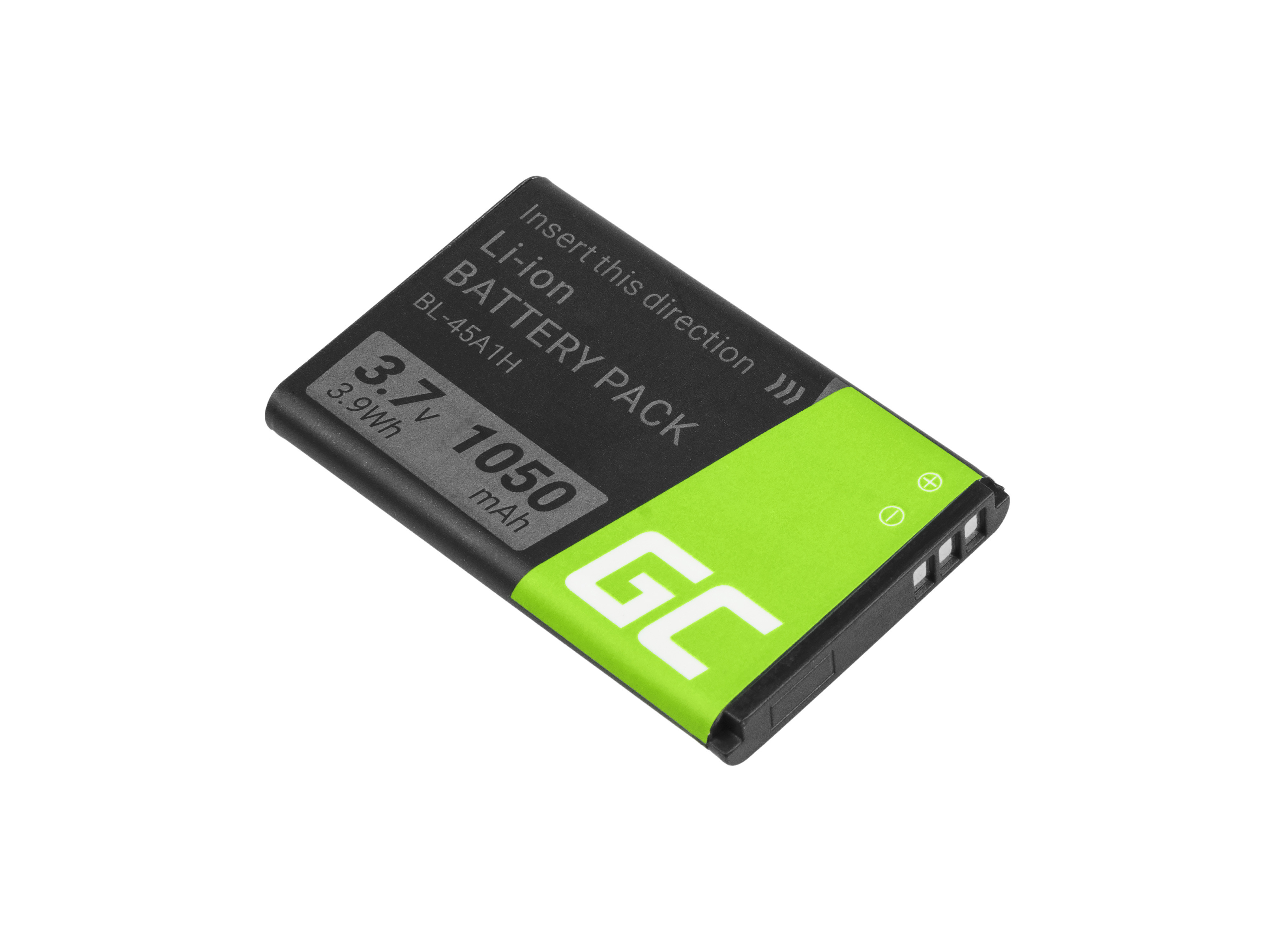 Baterie Green Cell BS-09 BS-16 myPhone Easy Flip Halo 1050mAh Li-ion - neoriginální