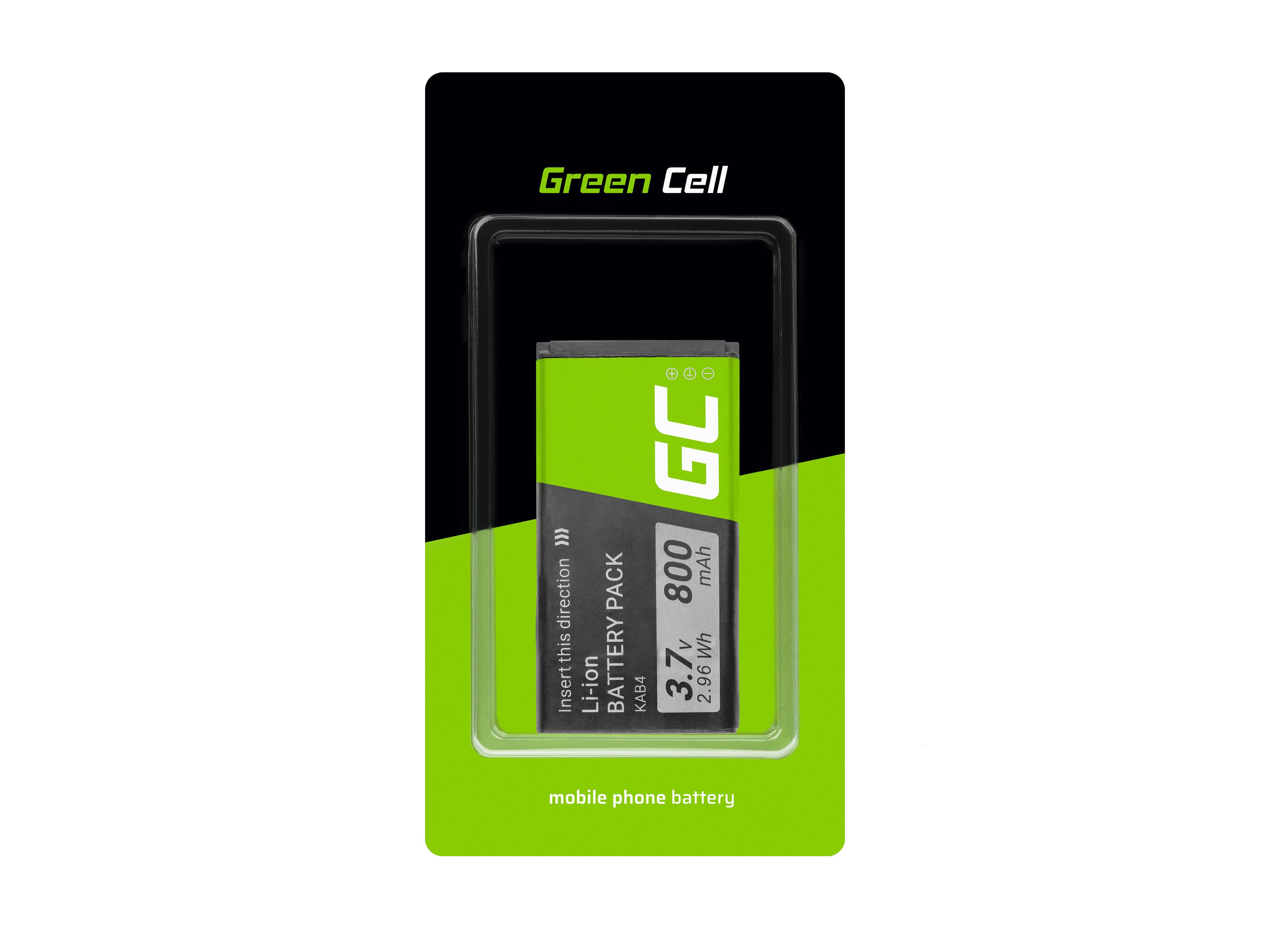 Green Cell KAB4 Phone Baterie pro Kazam Life B4 Maxcom MM720