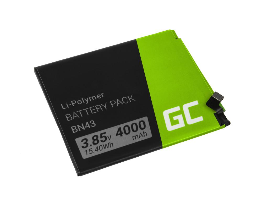 Green Cell akkumulátor BN43 Xiaomi Redmi Note 4X