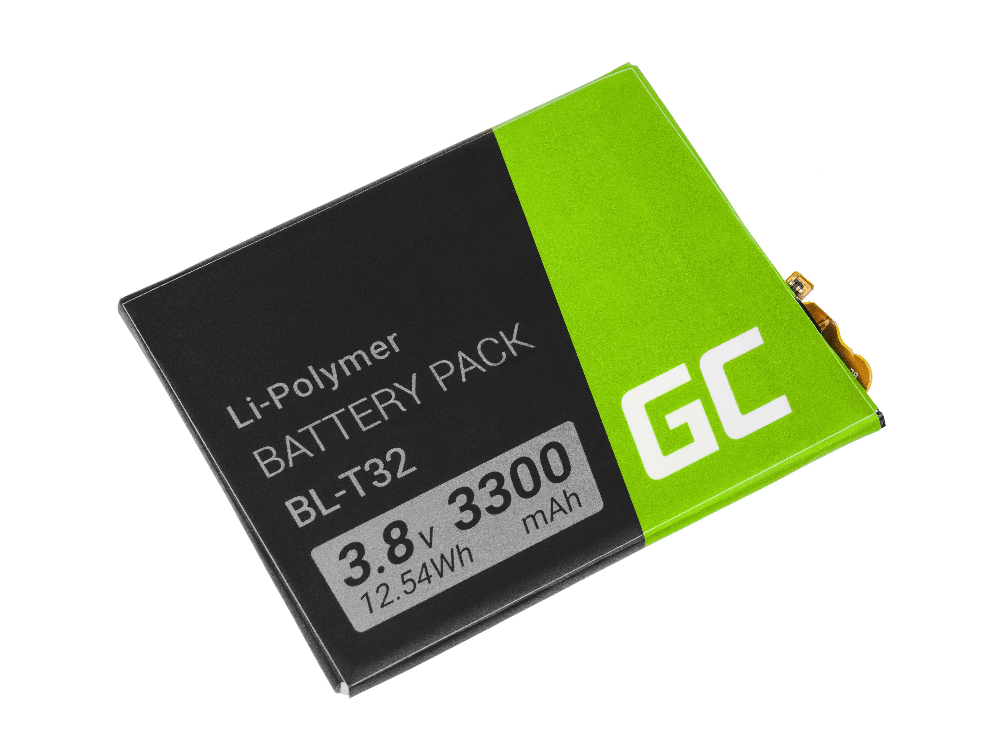 Baterie Green Cell LG BL-T32 LG G6 H870 H873 V30 3300mAh Li-ion - neoriginální