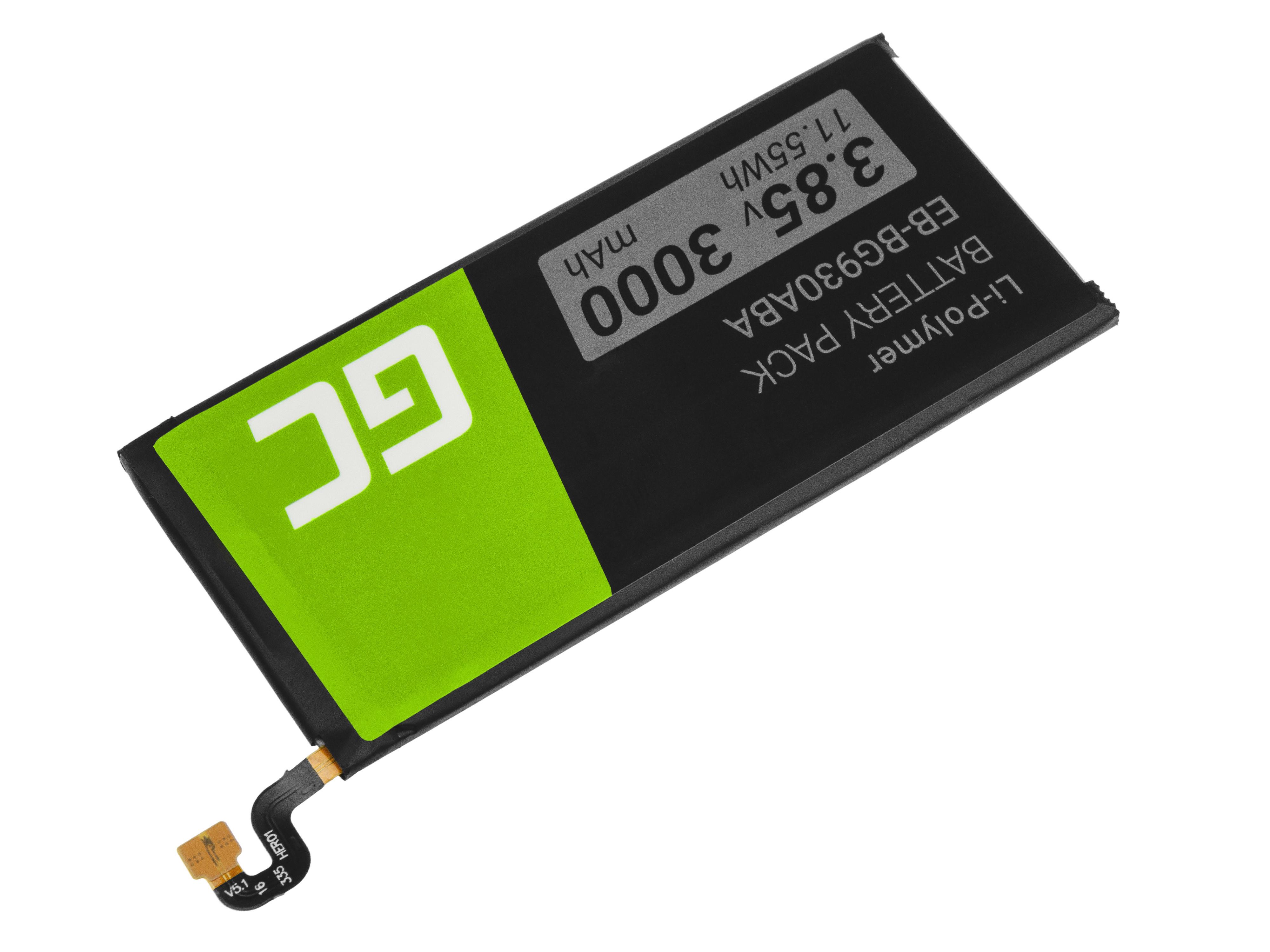 Baterie Green Cell Samsung EB-BG930ABA Samsung Galaxy S7 G930F 3000mAh Li-Pol – neoriginální