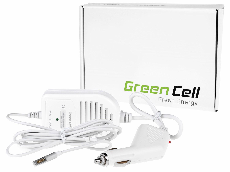 "Green Cell CAD26 Adaptér Nabíječka do auta pro Apple MacBook, Macbook Pro 13"" Magsafe 60W"