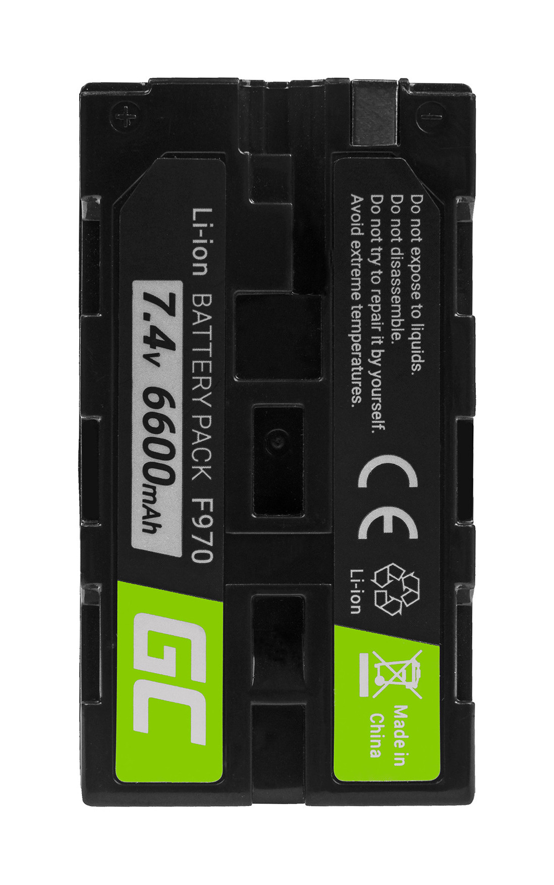 Green Cell Camera Battery for SONY NP-F330 NP-F530
