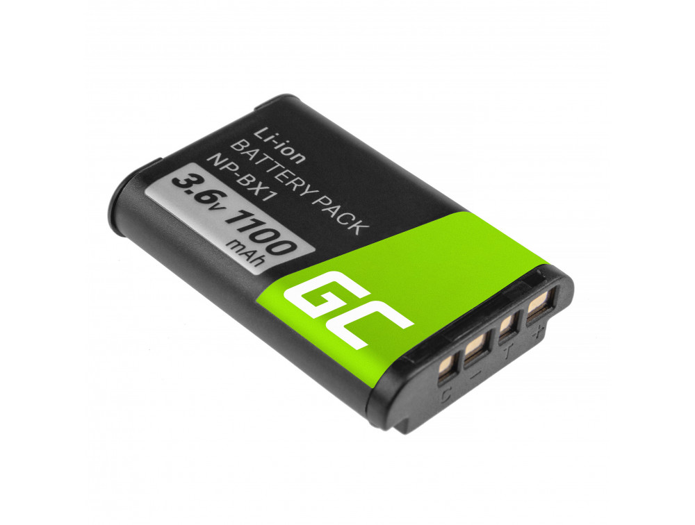 Green Cell kamera akkumulátor Sony NP-BX1