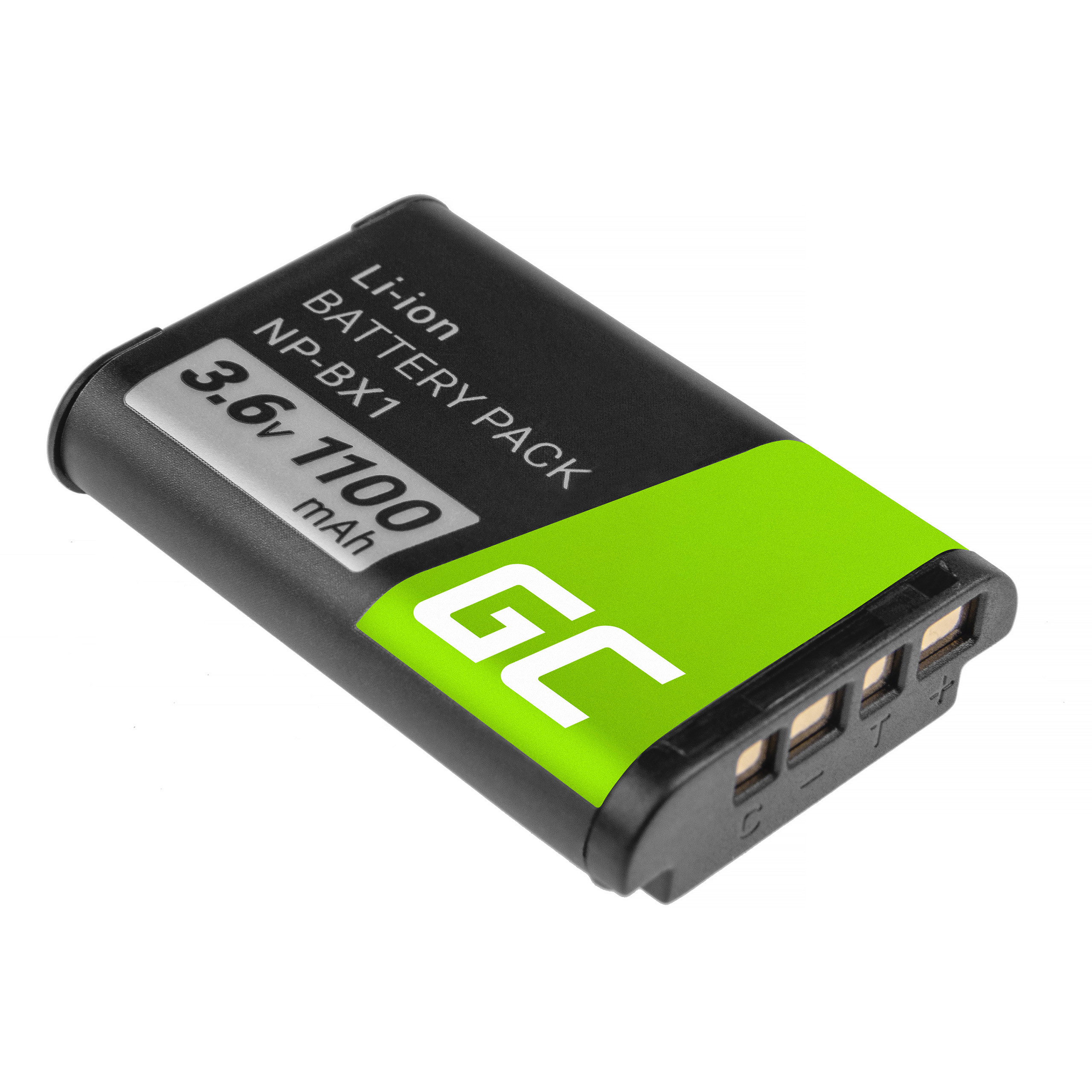 Green Cell Camera Battery for SONY NP-BX1