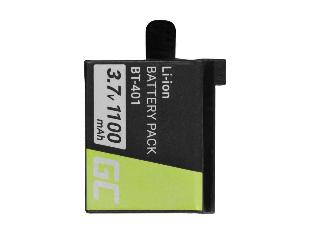 Green Cell kamera akkumulátor GoPro HD Hero 4 AHDBT-401