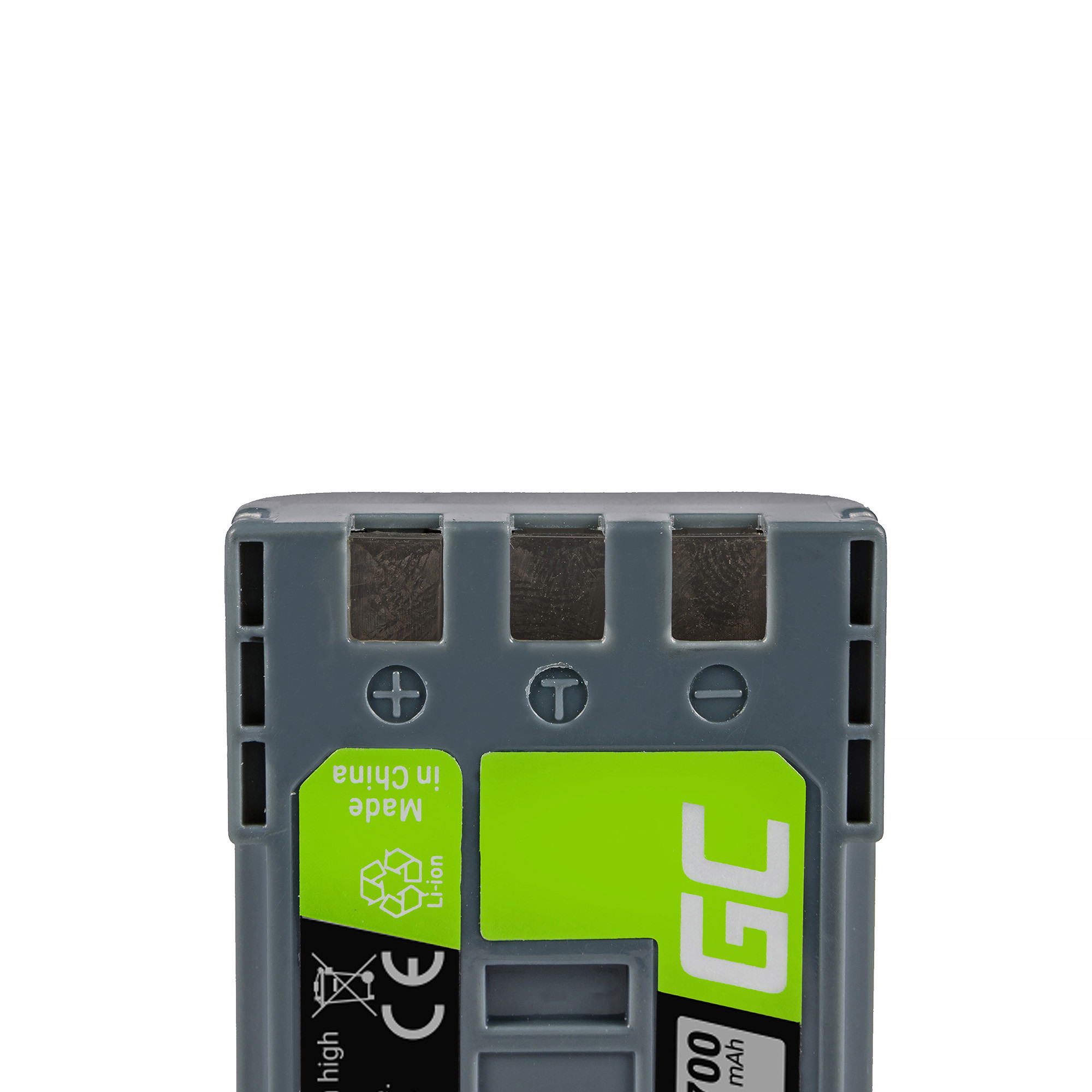 Green Cell Baterie NB-2L / NB-2LH Canon PowerShot G7 G9 S70 S80 R100 R11 Canon Elura 85 90 EOS 350D 400D 7.4V 700mAh
