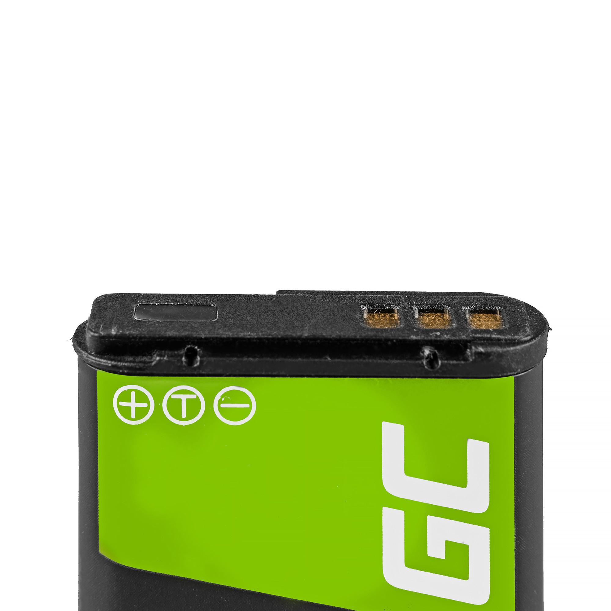 Green Cell Baterie EN-EL23 Nikon Coolpix B700, P600, P610, P900, S810C 3.7V 1700mAh