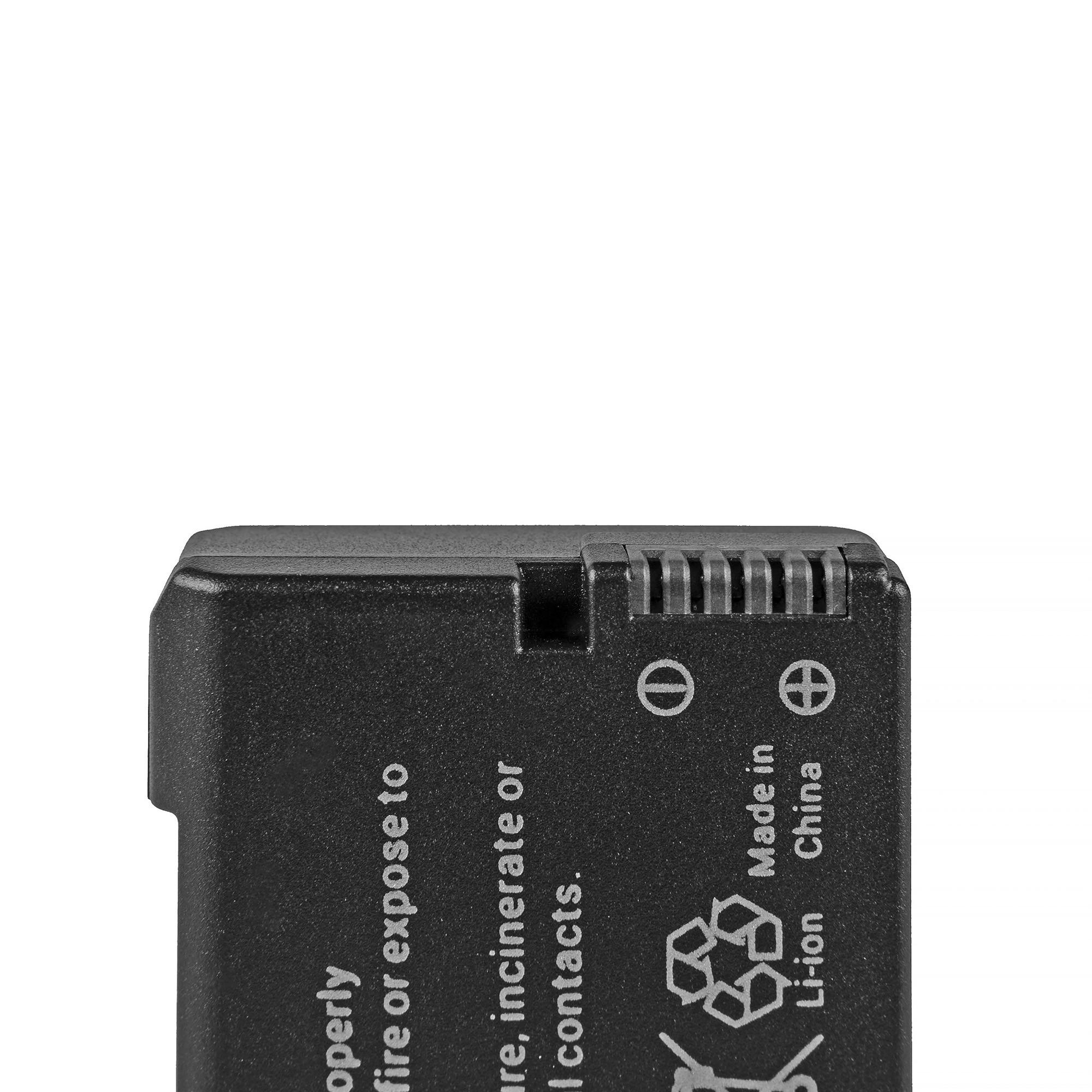 Baterie Green Cell Nikon EN-EL14 Nikon D3200,D3300,D5100,D5200,D5300,D5500,Coolpix P7000,P7700,P7800 1100mAh Li-ion - neoriginální