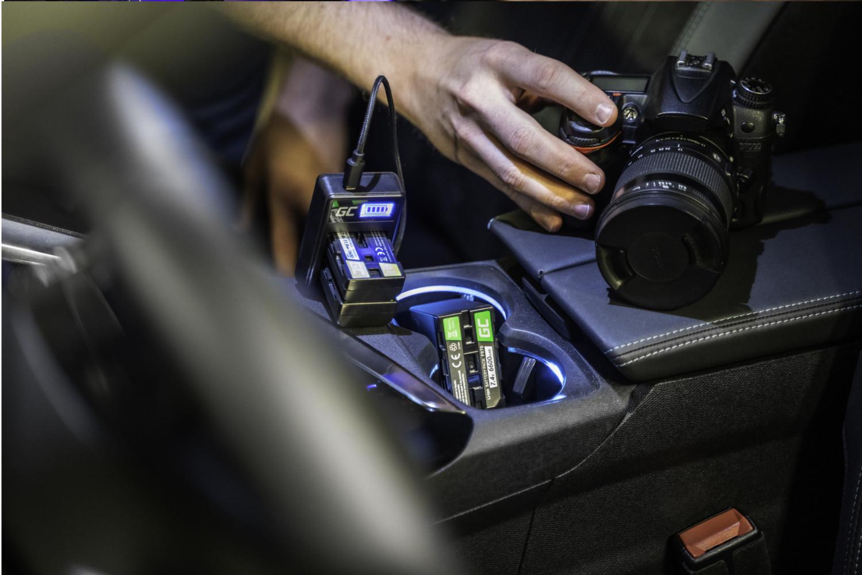 Baterie Green Cell Sony NP-FM500H Sony A58,A57,A65,A77,A99,A900,A700,A580,A56, A55,A850,SLT A99 II 1600mAh Li-ion - neoriginální