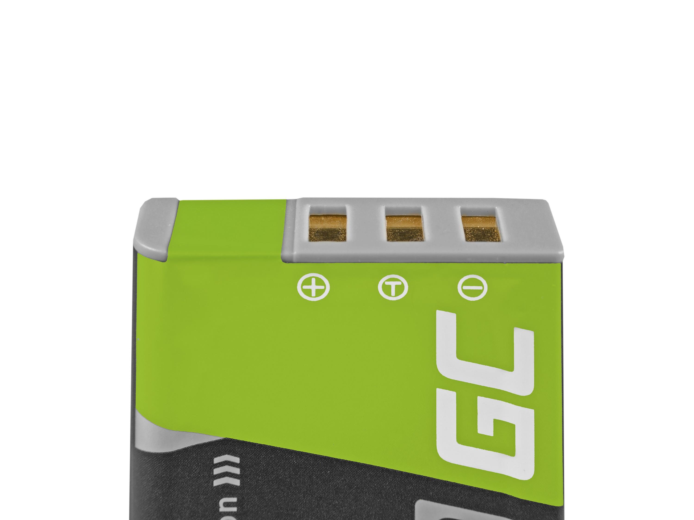 Baterie Green Cell Fujifilm NP-95 Fujifilm Finepix X30 X70 X-S1 X100s X100 X100T F30 F31 1500mAh Li-ion - neoriginální
