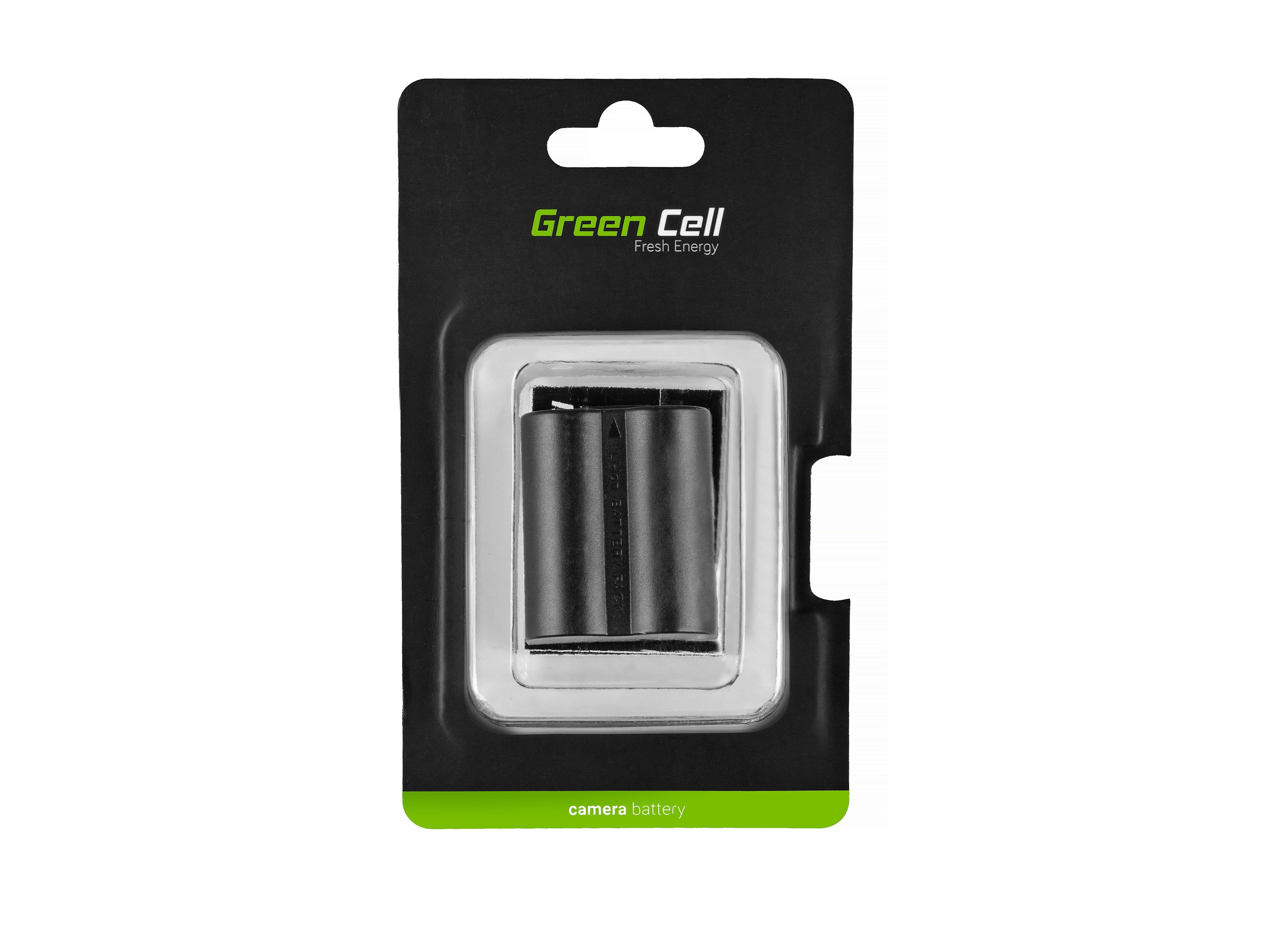 Green Cell DMW-BMA7/CGA-S006 Camera Battery for Panasonic DMC FZ35, FZ7, FZ8, FZ18, FZ30, FZ50 7.4V 700mAh