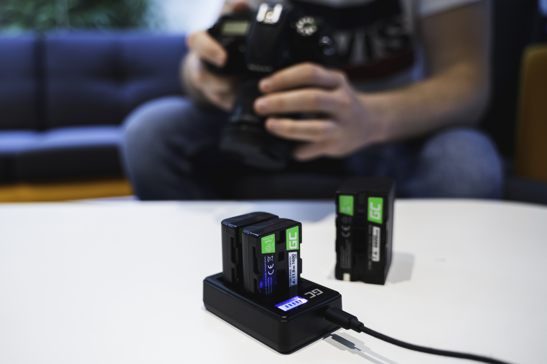 Green Cell Baterie D-Li109 DLi109 pro Pentax K-r, K-2, K-30, K-50, K-500, K-S1, K-S2 7.4V 1600mAh