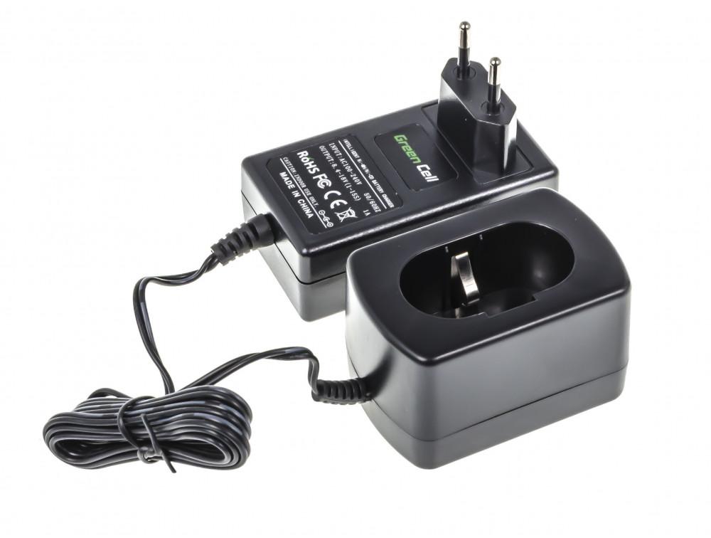 Green Cell Power Tool akkumulátor töltő Makita 8.4V-18V Ni-MH Ni-Cd