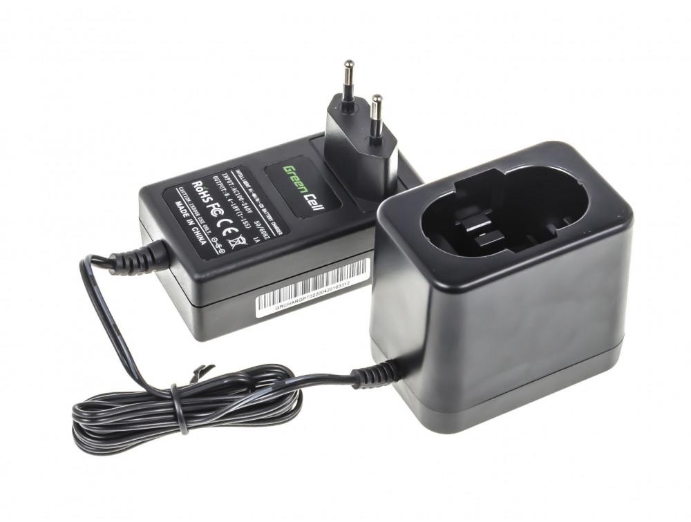Green Cell Power Tool akkumulátor töltő Bosch 8.4V -18V Ni-MH Ni-Cd