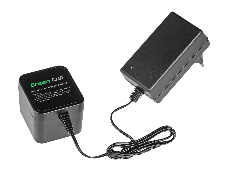 Green Cell CHARGPT03 Nabíječka pro DeWalt A9277 A9282 DC9091 DE9039 DE9093 DE9095 DC9096 DE9098 DE9503 DE9116