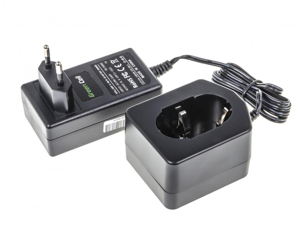 Green Cell Power Tool akkumulátor töltő Hitachi 8.4V -18V Ni-MH Ni-Cd