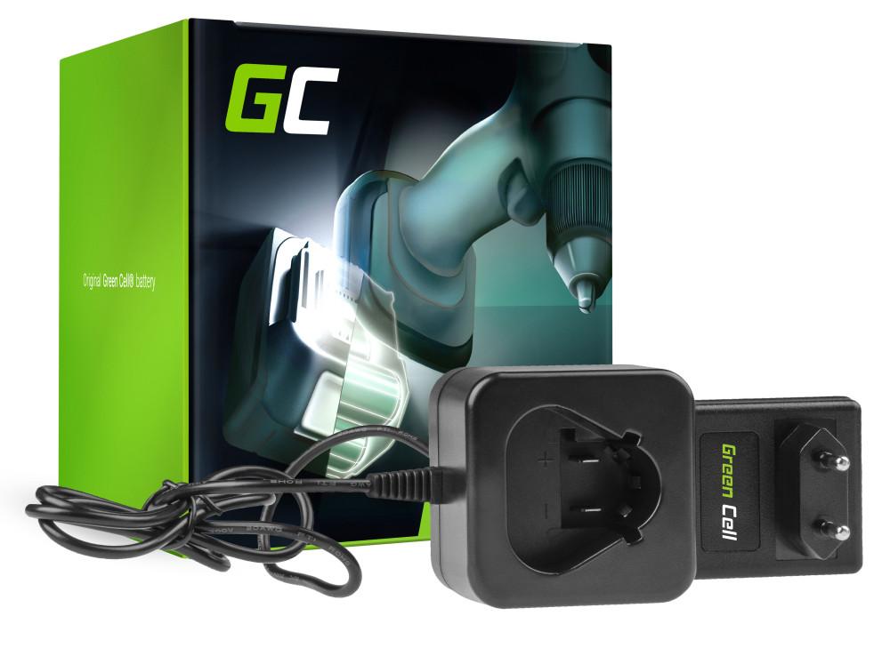Green Cell töltő C12 C 12.6V Milwaukee 10.8-12V Li-ion C12b M12B2 M12B3 M12B4 M12B6 M12BD