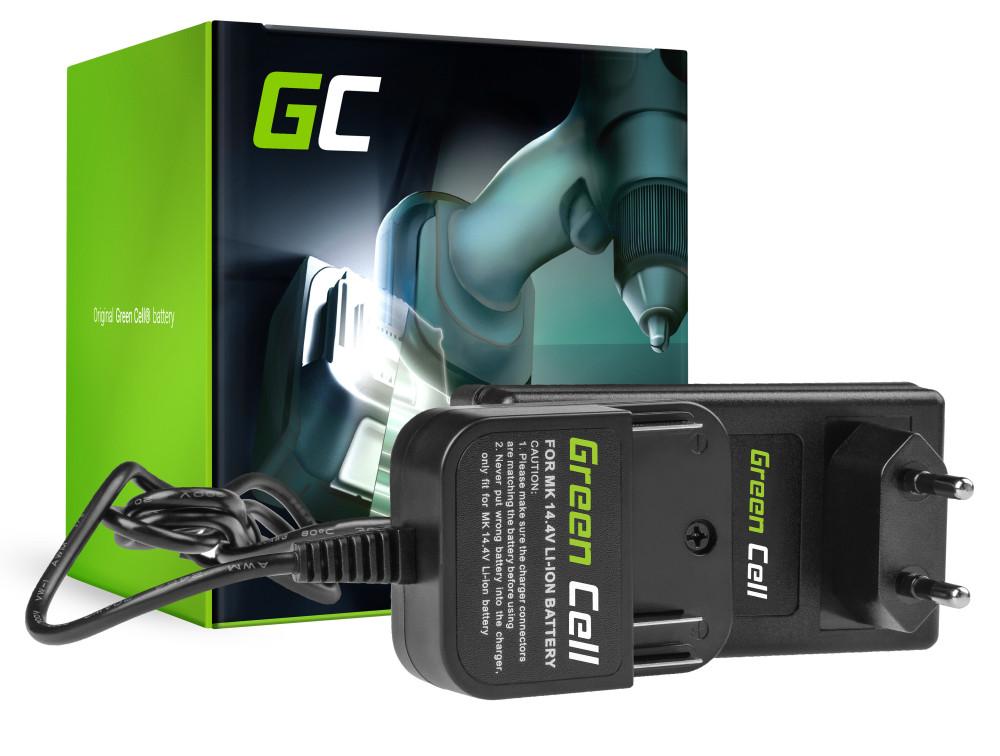 Green Cell Power Tool töltő 16.8V Makita 14.4V Li-Ion BL1415 BL1430 BL1440 BL1450 BL1415N L1451
