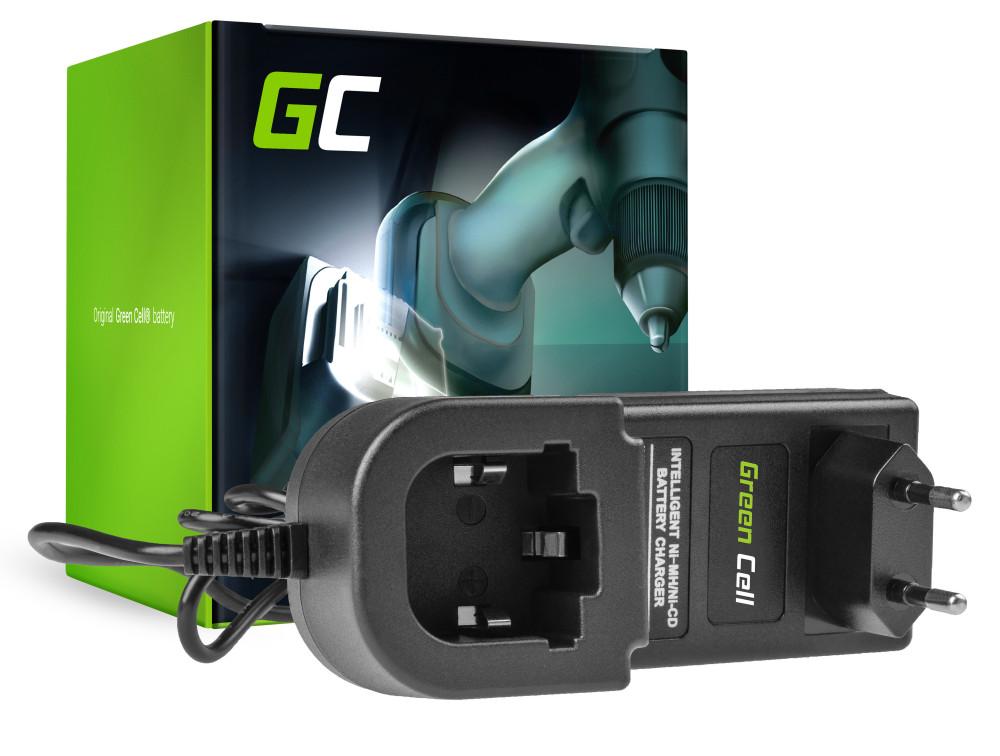 Green Cell Power Tool töltő 00315082 00340470 Hilti Ni-MH / Ni-CD SF120A SFB120 SFB123 SFB125 SID121 TCD12