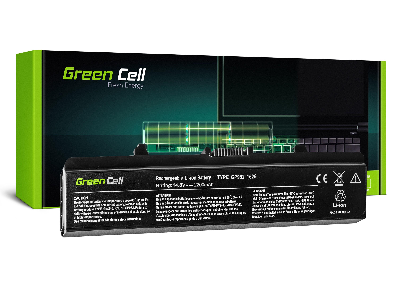Green Cell DE03 Baterie Dell Inspiron 1525/1526/1545/1546/PP29L/PP41L/Vostro 500 2200mAh Li-ion - neoriginální